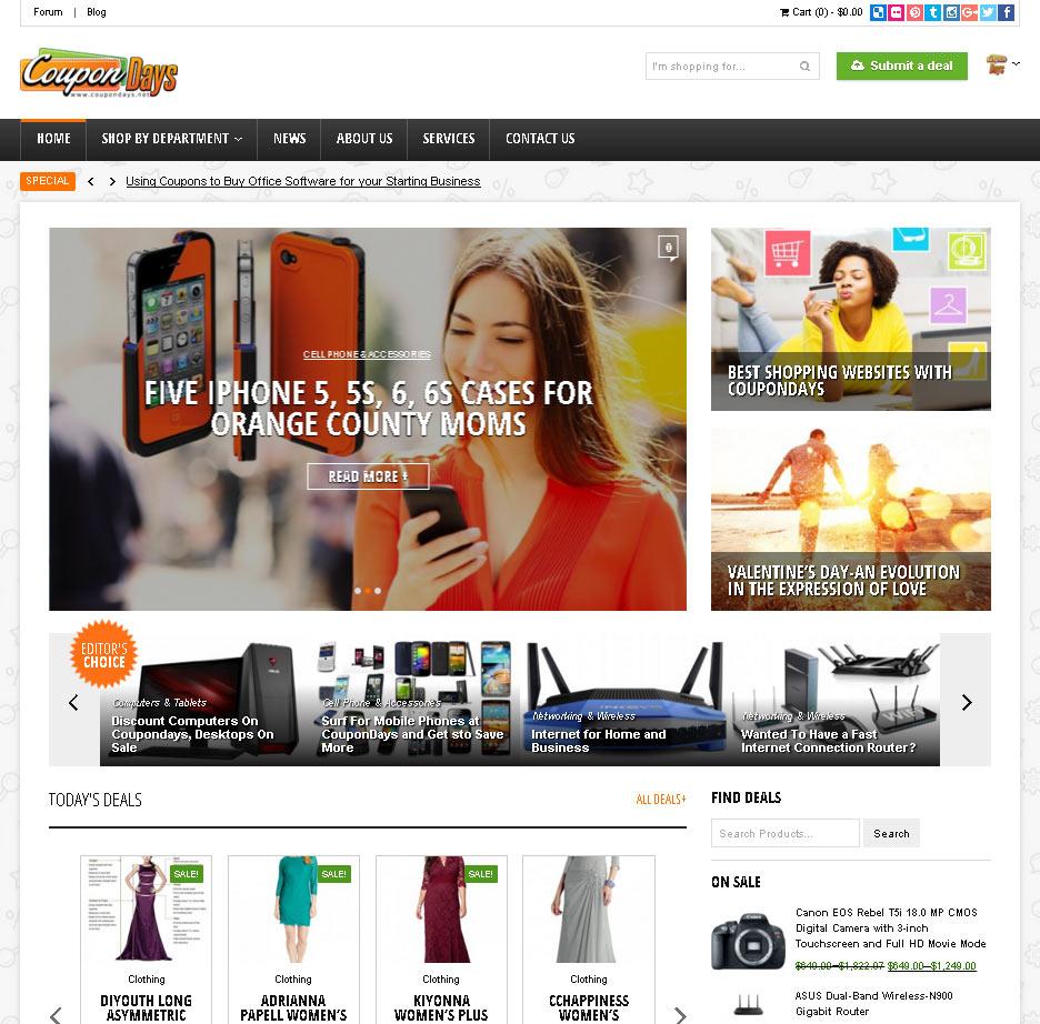 coupondays.net