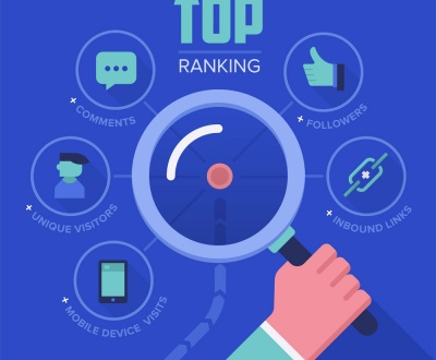 tracking website ranking